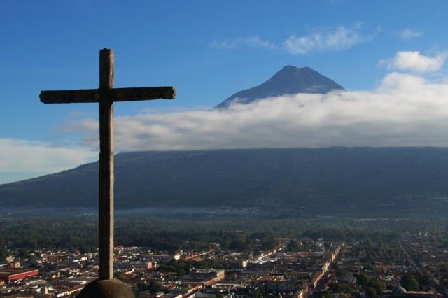 Great View from Cerro de La Cruz