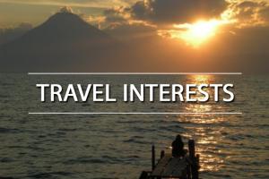 TRAVEL INTERESTS