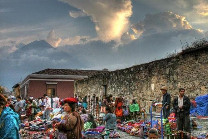 Antigua Guatemala Tours